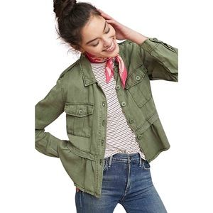 Sanctuary New Discovery Military Jacket